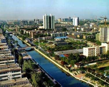 民心河二期改造蓄水惠及区域